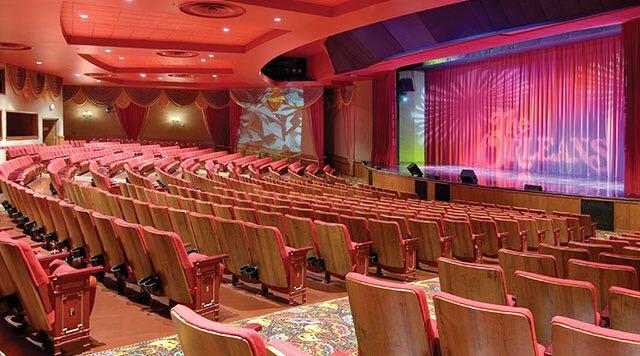 Orleans -Theater - Las Vega