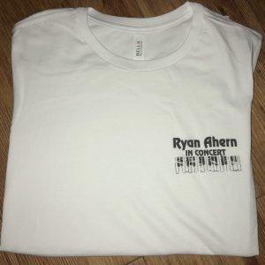 Women's Ryan Ahern in concert – TShirt
