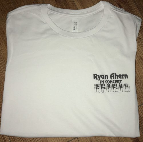 Women's Ryan Ahern in concert – TShirt